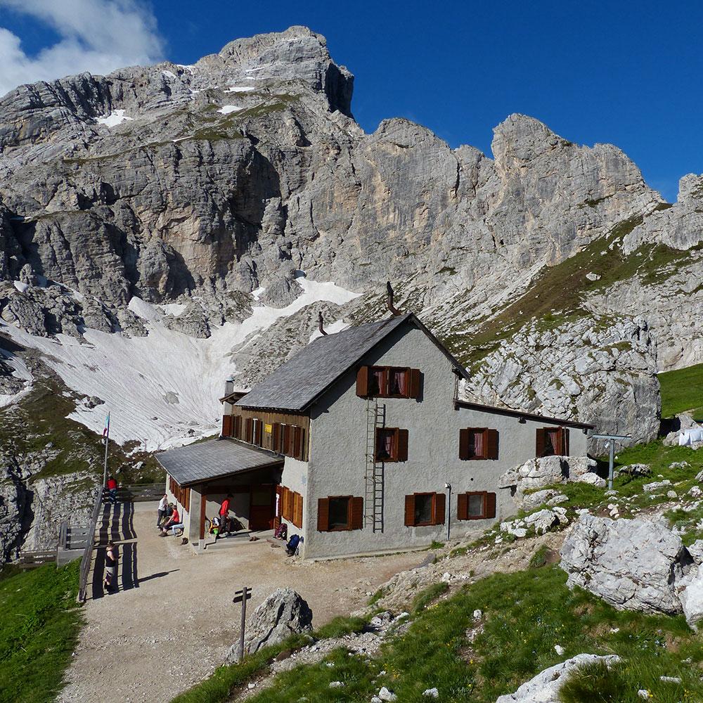 Dolomiten Höhenweg 1 - alpinkreaktiv.de - Gudrun Queitsch